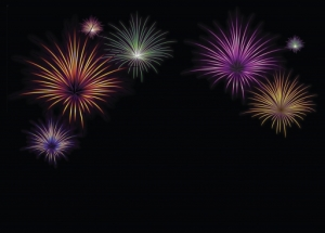 fireworks-explosions-seven-ones-different-red-yellow-lilla-blue-colors-vector-graphics-black-background-texture-512x368
