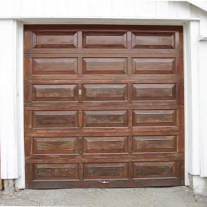 wood garage door texture. Wood Garage Door Texture