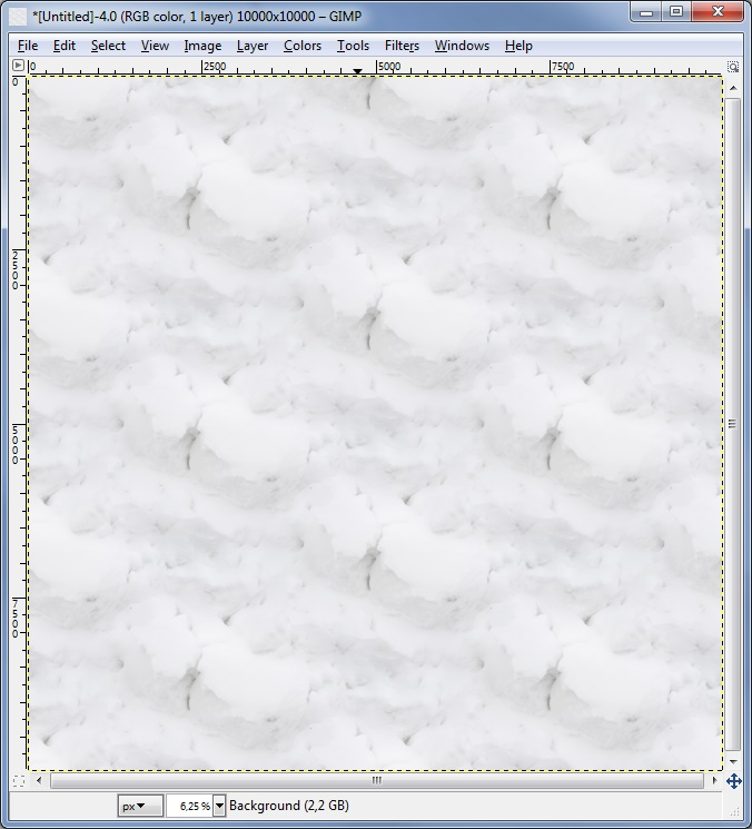result seamless huge pattern white snow texture