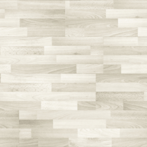 White Wood Parquet Floor Seamless Tiles For Interior